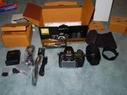 Nikon AF-S DX NIKKOR 18-105mm f/3.5-5.6G ED VR,  EN-EL15 /Nikon D5100 D